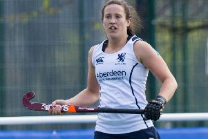 Amy Brodie in action for Scotland. Picture: Craig Watson/SNS