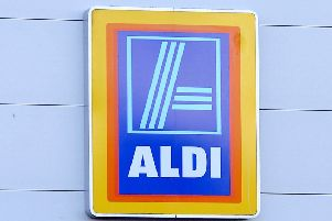 Aldi's Scottish store network will grow to 78 by the end of this year. Picture: Michael Gillen