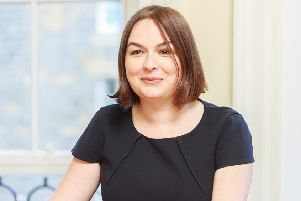 Karen Phillips joins Balfour + Manson from rival law firm Brodies. Picture: Contributed