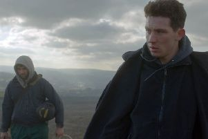 Alec Secareanu and Josh O'Connor in God's Own Country, the opening film of the 2017 Edinburgh International Film Festival