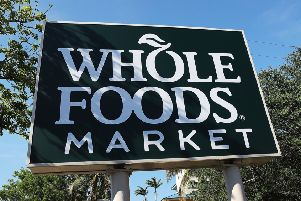 Whole Foods, which has a branch in Giffnock, employs some 87,000 people. Picture: Joe Raedle/Getty Images