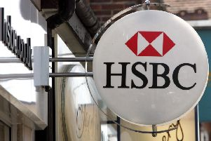 The recruitment drive will take HSBC's headcount in Scotland to 4,500. Picture: Tim Ockenden/PA Wire