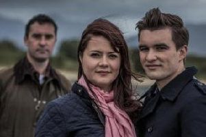 Gaelic drama Bannan is filmed almost entirely on the Isle of Skye.