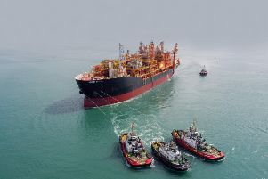 Kraken is estimated to contain about 140 million barrels of oil. Picture: Contributed