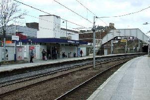 Hamilton Central Station, where the device has been installed. Picture: geograph.co.uk