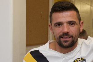 Rangers legend Nacho Novo. 'Pic: Joey Kelly