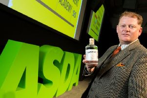 David Thewlis, co-founding director of Ginerosity. Picture: Simon Vine