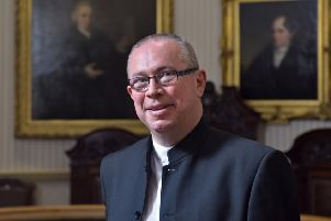 Scott Mitchell, commercial director of the Royal College of Surgeons of Edinburgh. Picture: Contributed