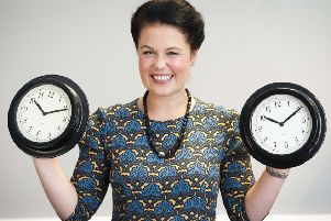 Leah Hutcheon, founder and chief executive of Appointedd. Picture: Chris Watt