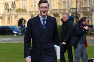 Jacob Rees-Mogg's socially illiberal views might justifiably outrage many people , but he shouldn't be vilified for saying what he did about food banks. Photograph: Ben Pruchnie/Getty Images