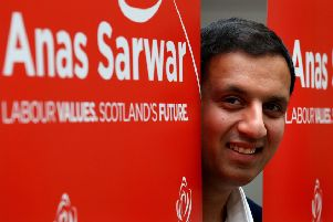 Scottish Labour would make a grave error in appointing Anas Sarwar as leader, says Darren McGarvey. Picture: Andrew Milligan/PA Wire
