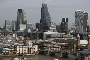 City of London. Picture: Getty
