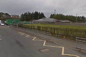 The alleged attack took place near St Louise Primary School. Picture: Google