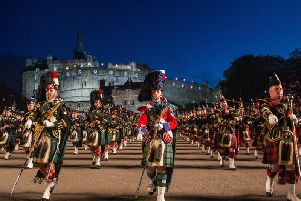 BBC Scotland's coverage of the Tattoo will be beamed into 54 Canadian cinemas later this month.