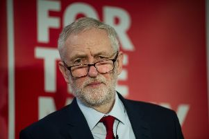 Jeremy Corbyn is going to be on the cover for the January/February edition. Picture: John Devlin