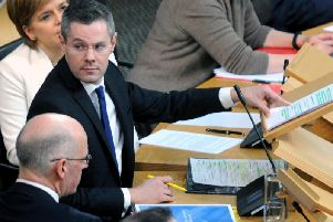 Scottish finance secretary Derek Mackay will unveil his budget plans next week.