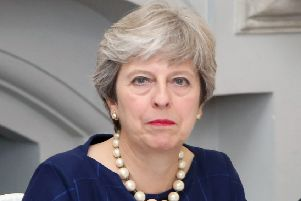 Prime Minister Theresa May, Picture: Getty
