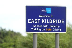 Residents of East Kilbride haven't taken too kindly to the criticism.