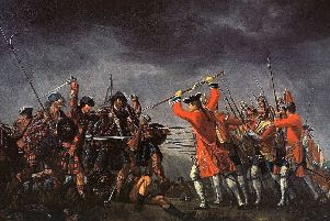 The Battle of Culloden, 1746. Picture: Wikimedia Commons