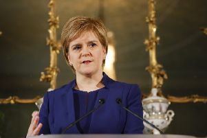 The SNP leader does not have long to convince the faithful that they will get another shot at independence