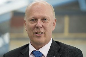 Chris Grayling. Picture: Victoria Jones/PA Wire