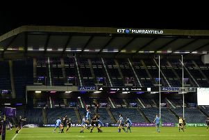 Edinburgh's Challenge Cup match has been moved to Murrayfield. Picture: SNS