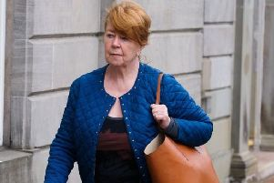 Former Ayr councillor who smothered and killed sick husband walks free