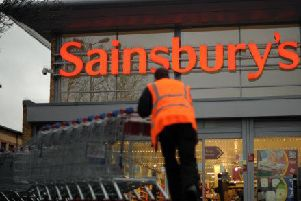 A Sainsbury's store. Picture: Getty