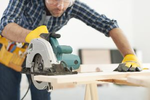Researchers in Germany found men over 65 were fitter because of DIY and gardening