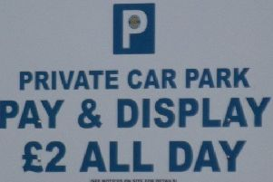 Many private car parks breach consumer protection laws, an investigation has found. Picture: Elliot Brown/Flickr/CC