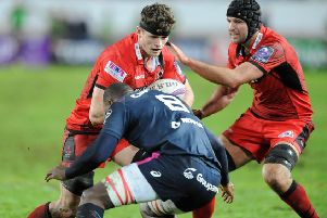 Stade Francais 17 - 10 Edinburgh: Cardiff test awaits