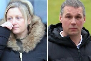 Suzanne and John Hughes appeared separately in court.
