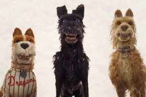 Wes Anderson's film Isle of Dogs