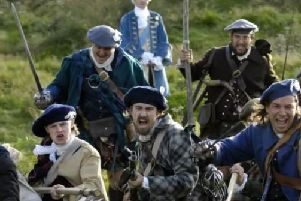 Scotland's clans often fought among themselves.