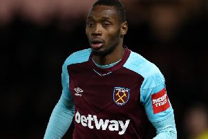 "Tony Henry claimed there had been ""problems"" with Diafra Sakho when he wasn't playing in the team. Picture: Getty Images"