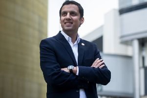 Anas Sarwar believes Islamophobia has become more insidious and institutionalised. Picture: John Devlin