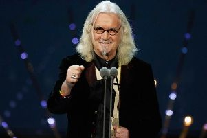 Billy Connolly. Picture: PA