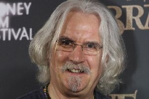 Sir Billy Connolly is making a return to TV