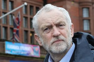 """Jeremy Corbyn has said he is """"sincerely sorry"""" for the pain caused by """"pockets"""" of anti-Semitism within Labour as he faced a backlash from Jewish leaders. Picture: PA"""