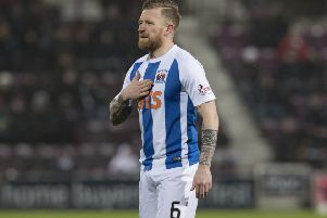 Alan Power has extended his Kilmarnock stay. Picture: SNS Group
