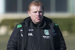 Hibs manager Neil Lennon is unhappy with some of the treatment his team has been receiving. Picture: SNS
