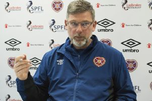 Craig Levein is looking to get a lot of the transfer work done early. Picture: SNS