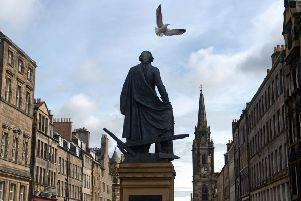 The ideas of economist Adam Smith, whose statue is given pride of place on Edinburgh's Royal Mile, helped shape the modern world (Picture: Phil Wilkinson)
