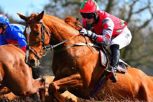 Stuart Coltherd's Captain Redbeard ready for Grand National