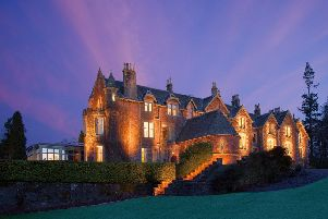 Cromlix House, acquired by Scottish tennis ace Andy Murray in 2014, could be set to expand. Picture: Contributed.