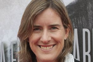 UK Sport chair and olympic champion Katherine Grainger.