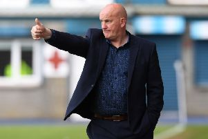 Jim Duffy and Morton have agreed to part company. Picture: SNS.