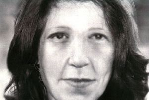 An age progression image of how Katrice Lee may look after 36 years; Katrice when she was two; Photo-fit of a man sought in  1981. Picture: PA