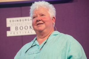 Crime writer Val McDermid is appearing at ReimagiNation Glenrothest ' a pop-up offshoot of the Edinburgh Book Festival. Picture: Alan McCredie
