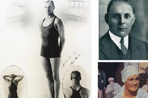 V&A celebrates the Scot behind the Speedo swimsuit